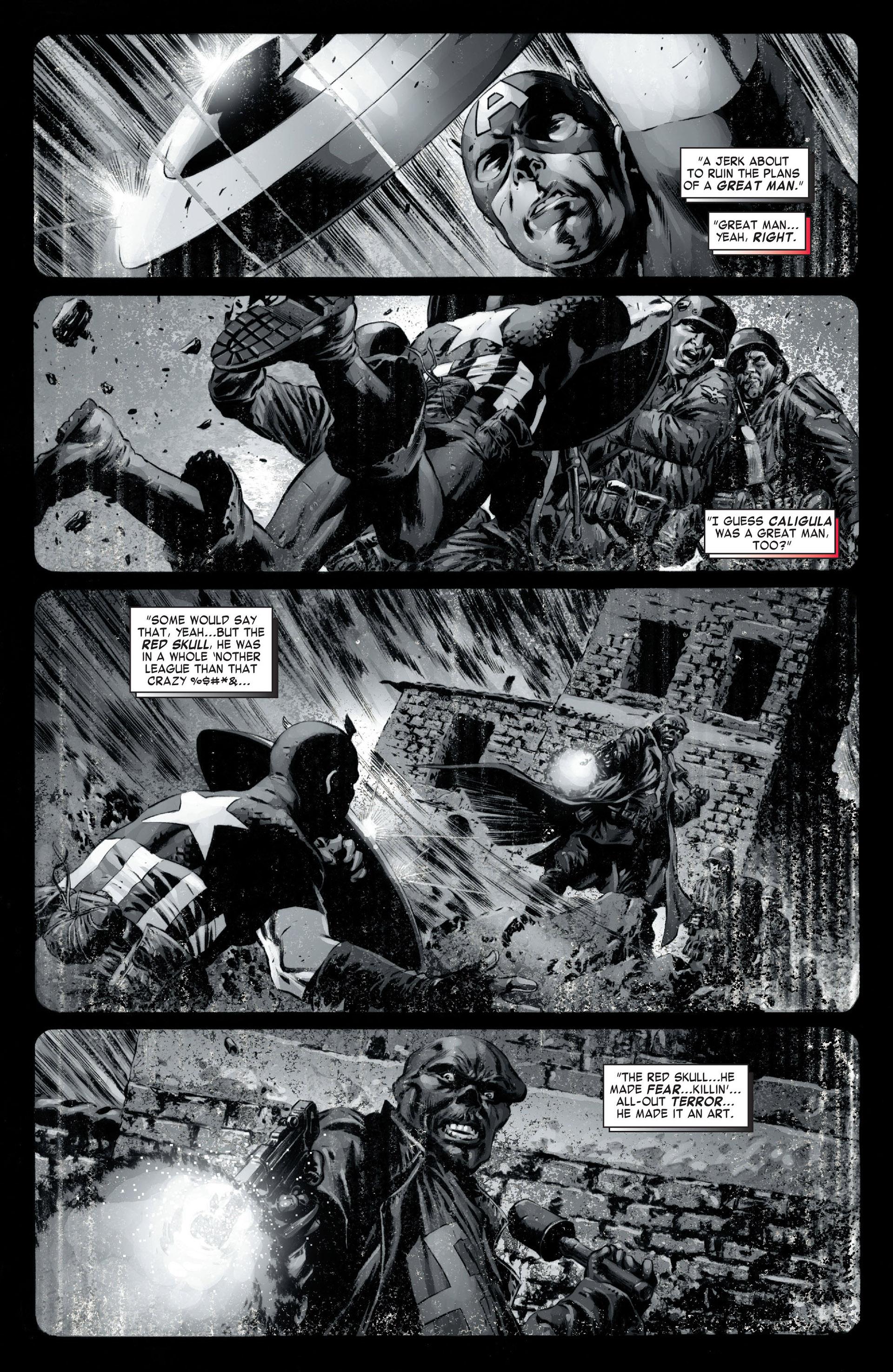 Captain America (2005) Issue #15 #15 - English 3