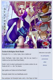 Steel Shade - Óculos de Sol & Relógios