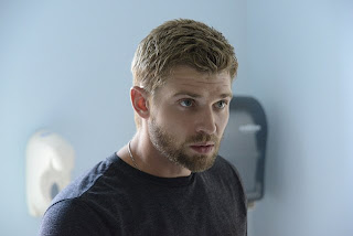 Mike Vogel in UNDER THE DOME