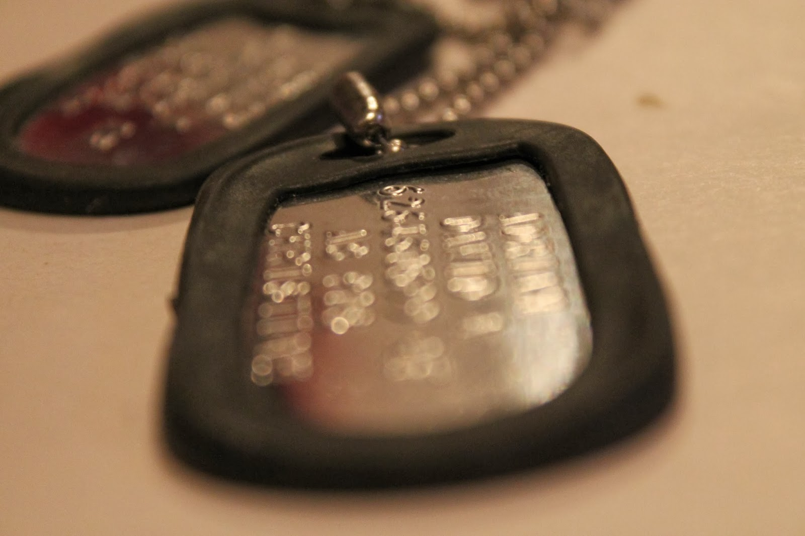 Endlessly Beloved photography, air force, dog tags