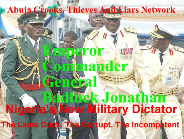 Abuja Crooks, Thieves And Liars Network