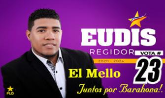 """EUDIS """"EL MELLO"""" REGIDOR"""