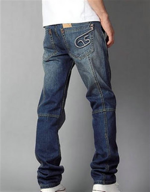 Men Fashion Jeans Trends 2012