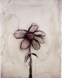 Depressed Flower