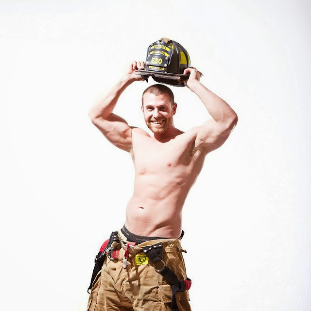 Tulsa firefighter calendar