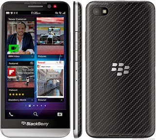 Latest BlackBerry Z30