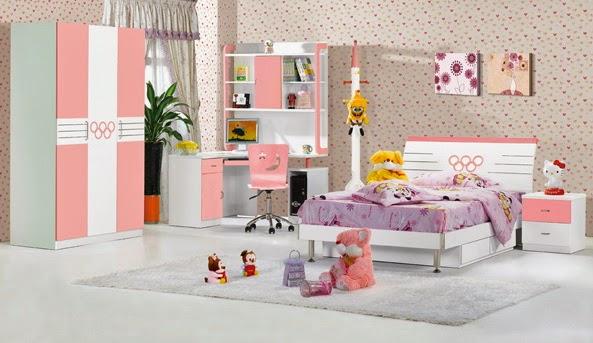 3 تشكيلة غرف نوم اطفال حديثة