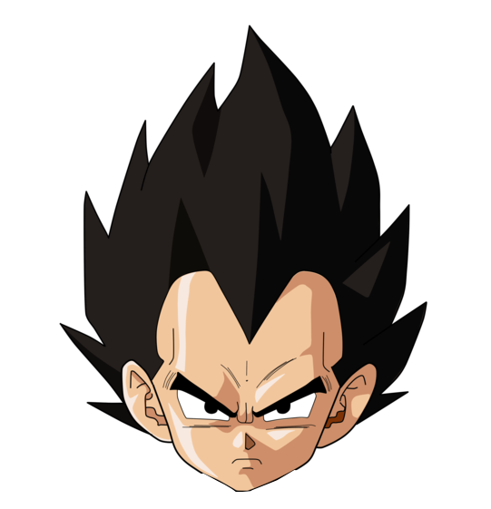 Gambar Kepala Kartun Dragon Ball Png - GRAFIS - MEDIA