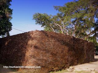 Benteng Sombaopu dibangun pada tahun 1525