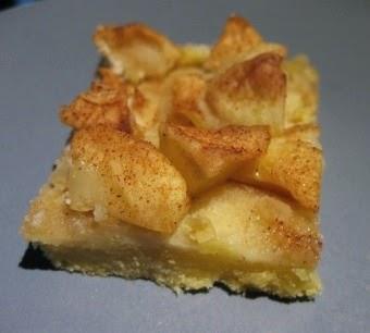 Minis de manzana con pan de molde