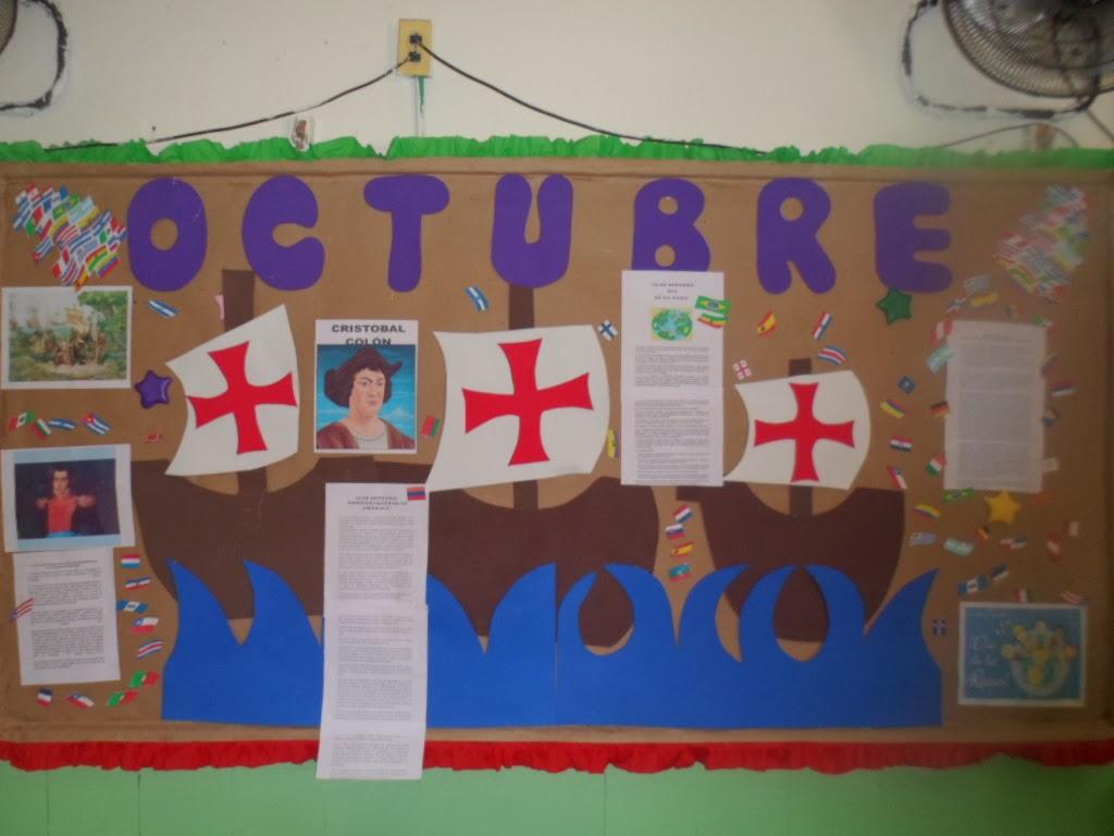 Tareas para mis alumnos octubre for El periodico mural wikipedia