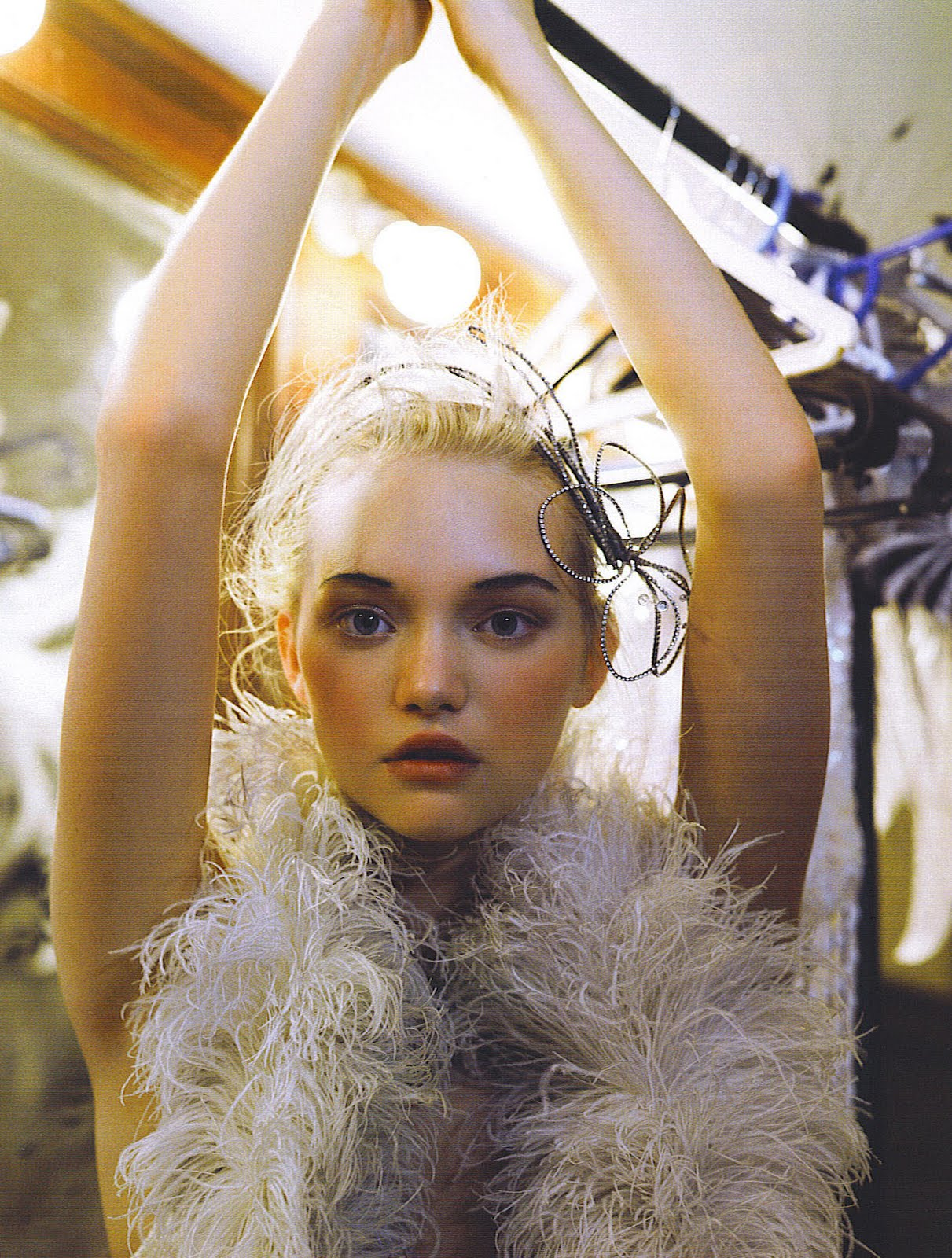 Gemma Ward (Vogue India 2007) HQ