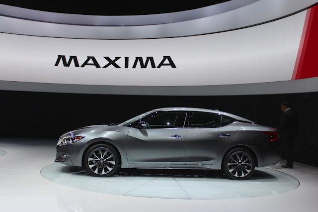 Nuevo Nissan Máxima 2016