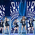 T-ara's pictures from their 'Sexy Love' comeback stage on M!Countdown