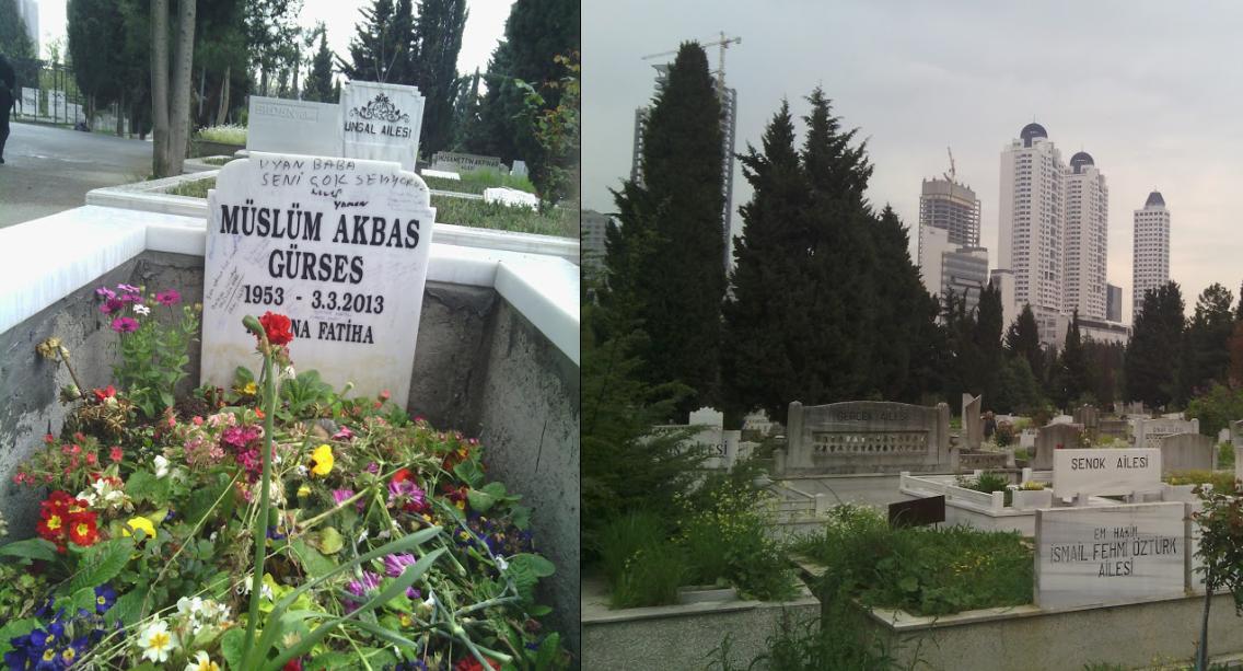Zincirlikuyu Mezarlığı