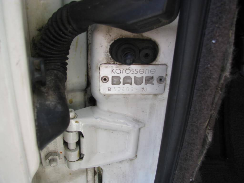Baur+3466+LA+texas+plates+10+2+2012+ebay