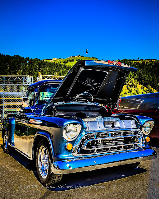 Sneak Peek: Kool Deadwood Nites 2013 Car Show - 1957 Chevy Pickup