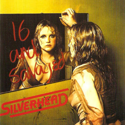 Silverhеad - 16 And Savaged 1973 (UK, Glam Rock, Hard Rock)