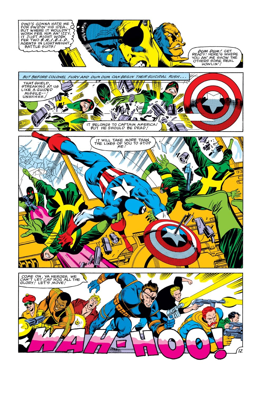 Captain America (1968) Issue #274 #190 - English 13