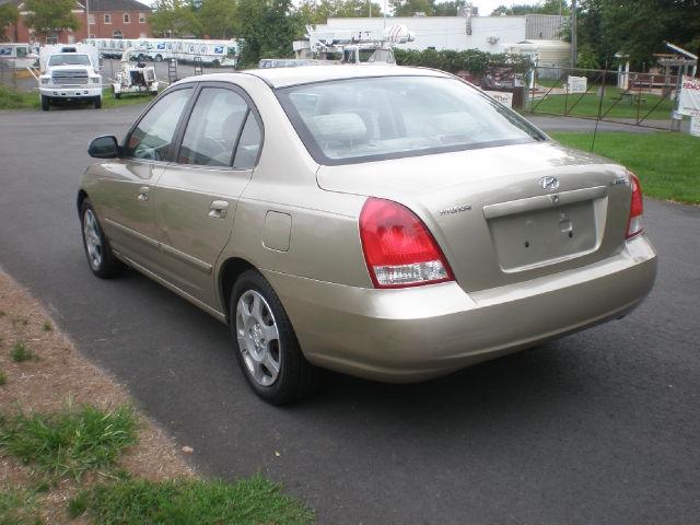 Luxury Amp Affordable Cars In Ghana 2003 Hyundai Elantra 162