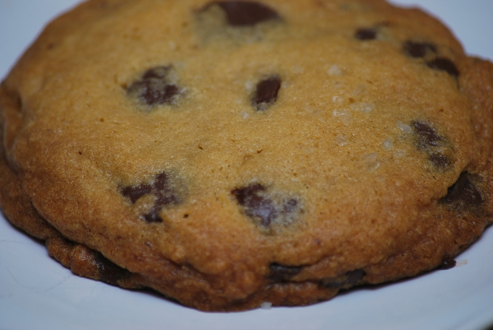 My story in recipes: New York Times Chocolate Chip Cookies