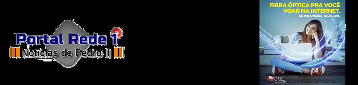 Notícias de Pedro II - Portal Rede 1