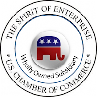 US Chamber of Commerce, a wholly owned subsidiary of the GOP