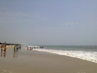 Sernabatim Beach - Goa