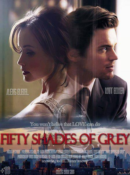 Shades Of Grey Movie Official Trailer Matt Bomer