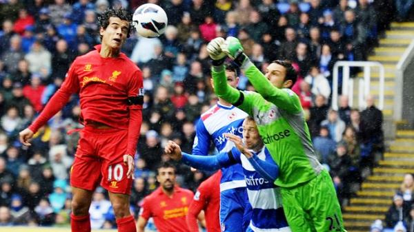 Reading v Liverpool