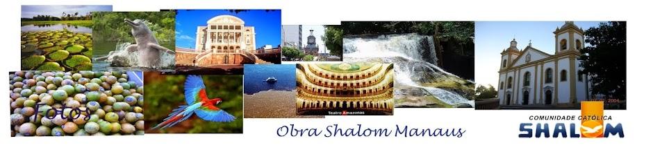 ÁLBUM DE FOTOS OBRA SHALOM MANAUS
