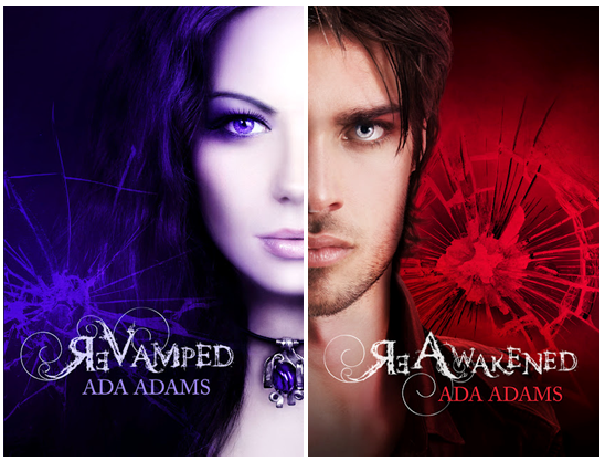 A Nook For Books Review Giveaway Reawakened By Ada Adams
