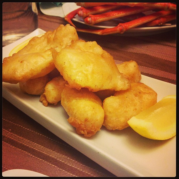 Tiny Kitchen Fish And Chips: Fish And Chips