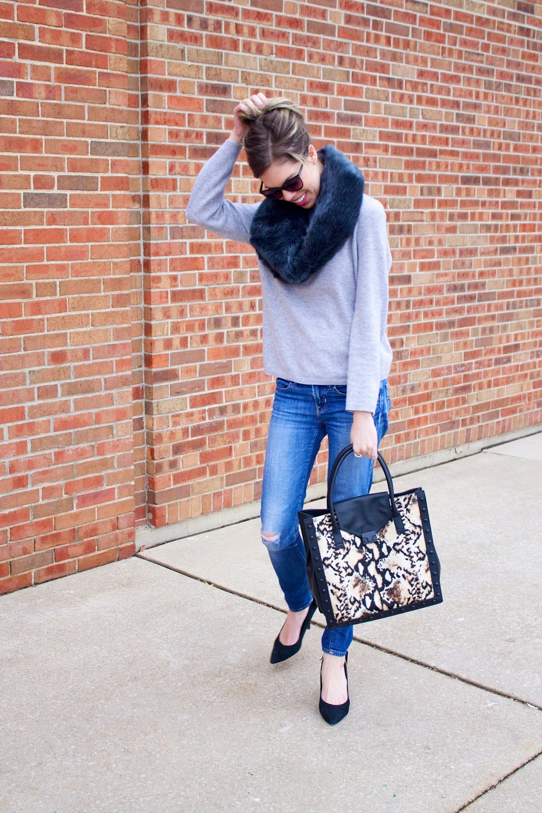 Project Soiree, Outfit Post, Fashion, Leopard Print