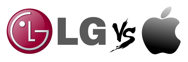 LG vs Apple