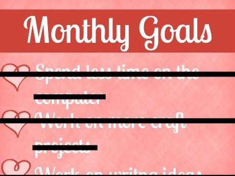 Monthly Goal: Recap