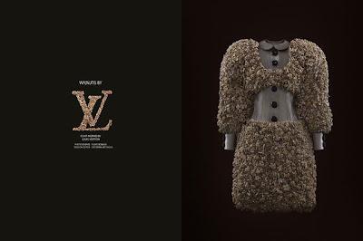 Des robes de créateurs à croquer par Fulvio Bonavia