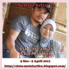::1st Giveaway Alin Malini::