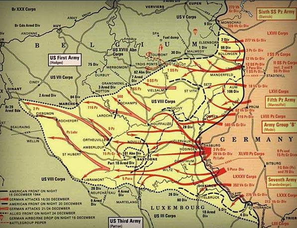 battle of the bulge essaythe battle of the bulge    world war ii history   free essays