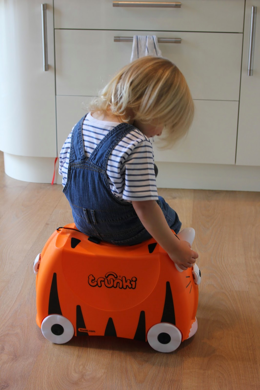 Trunki ride on