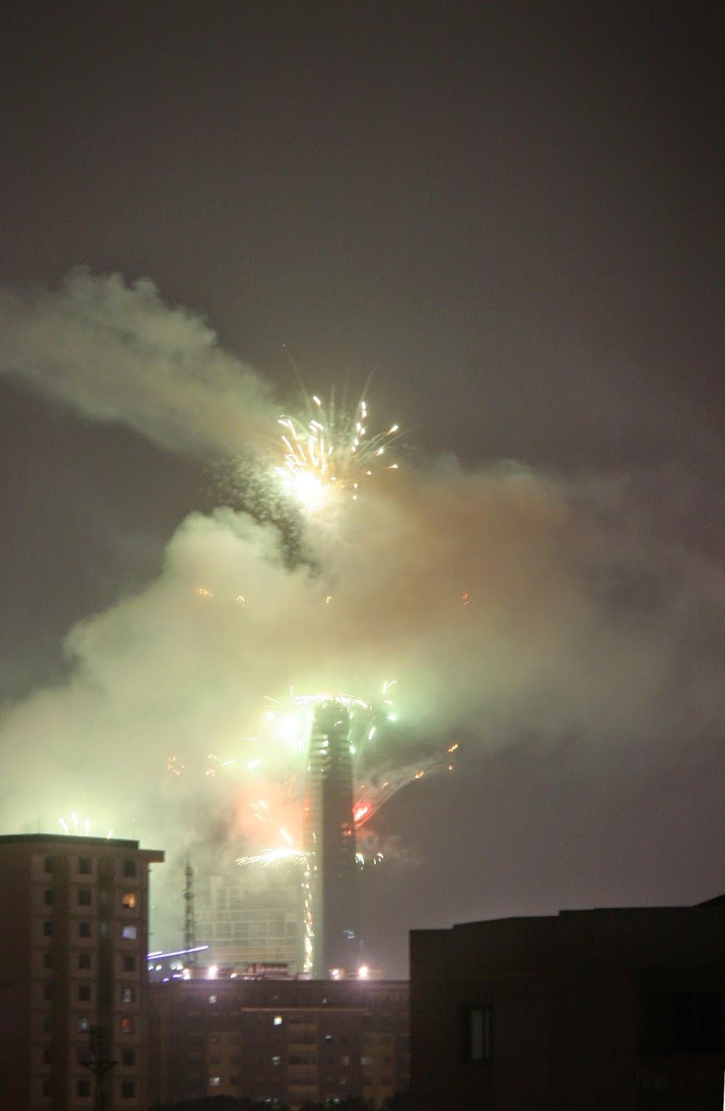 pháo hoa tết dương lich 2015