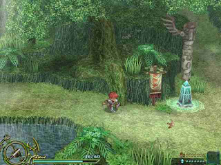 Ys: The Ark of Napishtim PS2