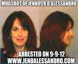 Detailed Info re: Alleged HACKER Jen D'Alessandro