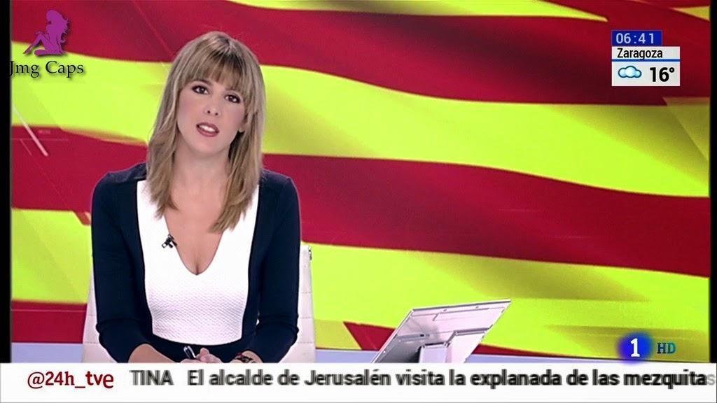 ANA IBAÑEZ, TELEDIARIO MATINAL (29.10.14)
