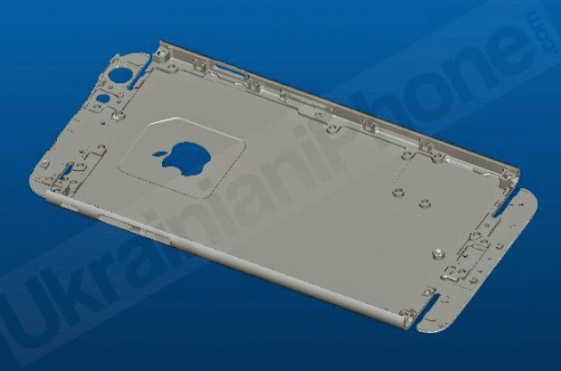 iPhone 6 外殼流出