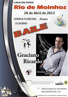 Baile Com o Graciano Ricardo