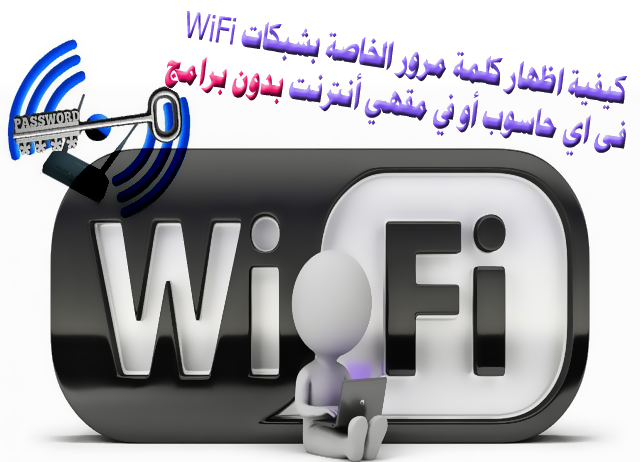 Show ,the password ,WiFi  ,without ,software