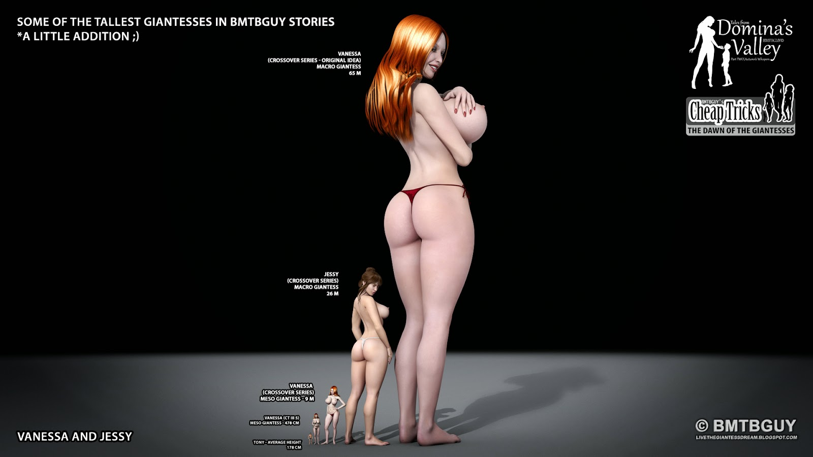 Giantess erotic stories exploited image