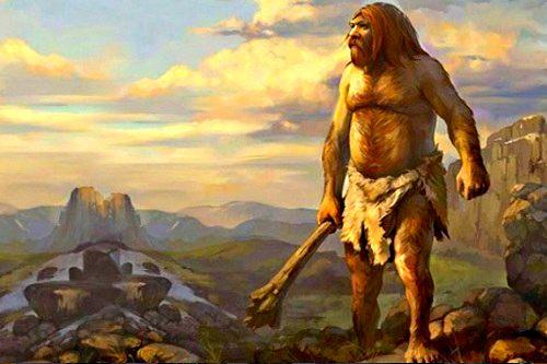primeros humanos bipedos