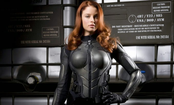 Scarlett (G.I. Joe: The Rise of Cobra)